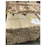 Unfinished Maple Hardwood Floor x945