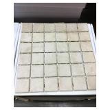 12x12 ceramic tile x 80 sq ft
