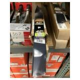 Case 42in. Mulching  blades for riding mower x 2