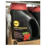 Miracle-Gro performance organic plant food x 3