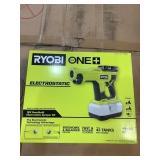 Ryobi one 18v electrostatic handheld sprayer kit