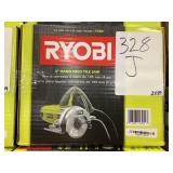 Ryobi 4in. Hand held tile saw