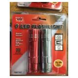 2 pack LED flashlights x 5