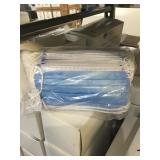 Box of 50 Disposable Protective Masks x5
