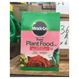 1.5lb Box of Rose Plant Food x6