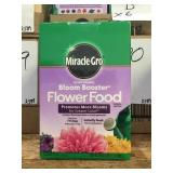 1.5lb Box of Bloom Booster Flower Food x3