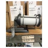 Feiss Single light wall lantern x3 DISPLAY