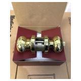 Oval Knob Lock Sets x 3
