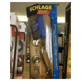 Schlage Front Entry Handle Set fits all doors