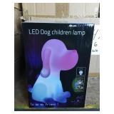 LED dog lamps x6