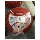 100ft Farm and ranch rubber vinyl hose