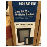 Java medicine cabinet