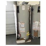 50 gallon propane hot water tank.