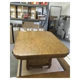 63 1/2inx49inx7 3/4in dining table DISPLAY