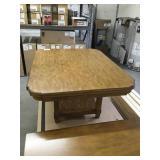 63 1/2inx49inx7 3/4in dining table
