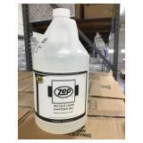 Instant hand sanitizer gel x 4 gallon