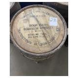 Willett distillery bourbon barrel
