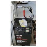 SEARS 50/15/2AMP BATTERY CHARGER