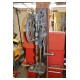 Post mtd drill press