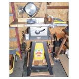 Nice older table saw