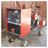 Hobart Silverline gas welder
