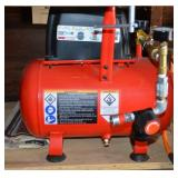 Small air compressor