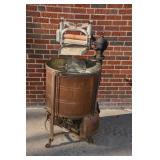 Copper wash machine