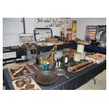 Starting table for Auction