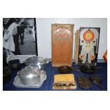 Magnalite, vintage marble games