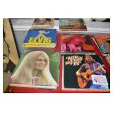 Country record albums