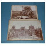 Early farm photos