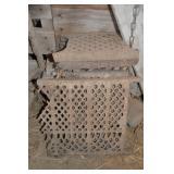 Iron Grates