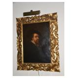 Antique Portrait of Rubens, believed to be student painted
