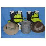 New Life Vests & hats