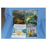 Fishing reference books