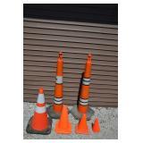 Sample of cones