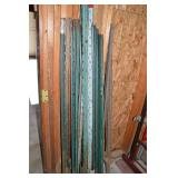 30+ fence posts