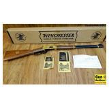 Winchester 94 GOLDEN SPIKE COMMEMORTIVE .30-30 Lev