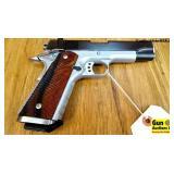 COLT COMMANDER MODEL ..45 ACP Semi Auto Pistol. Ex