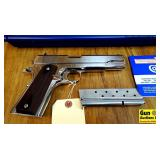 Colt COLT CUSTOM GOVERNMENT SERIES .38 SUPER Semi