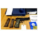 Beretta 92G WILSON COMBAT .45 ACP Semi Auto CUSTOM