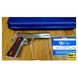 Colt COLT CUSTOM GOVT MODEL ..45 ACP Semi Auto Pis