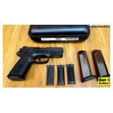 """FNH FNX-40 .40 S&W Semi Auto Pistol. Like New. 4"""""""