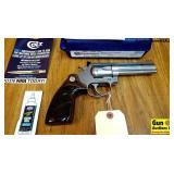 Colt KING COBRA NEW MODEL .357 MAGNUM Revolver. NE