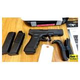 Glock 17 GEN 4 MOS 9MM Semi Auto Pistol. NEW in Bo