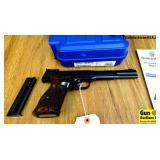 S&W 41 TARGET .22 LR Semi Auto Target Pistol. NEW