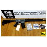 Diamondback Firearms DB-15 MULTI Semi Auto Rifle.