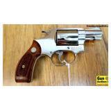 """S&W 36 .38 S&W Revolver. Excellent Condition. 2"""" B"""