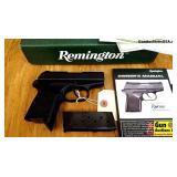 REMINGTON RM380 .380 ACP Semi Auto Pistol. NEW in