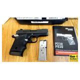 "SIG SAUER P938 9MM Semi Auto Pistol. Like New. 3"""